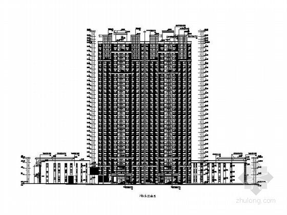 六和世家住宅小区基坑支护施工方案